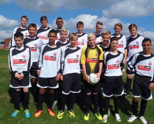 CRS Sponsor Charnock Rigdeway FC