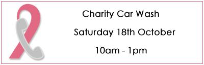 CRS Charity Car Wash