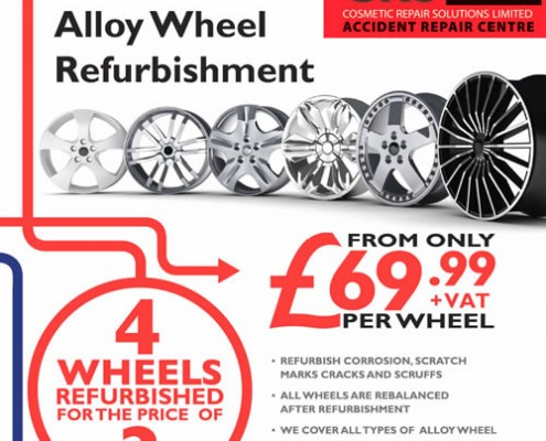 CRS Alloy Wheel Refurb Offer