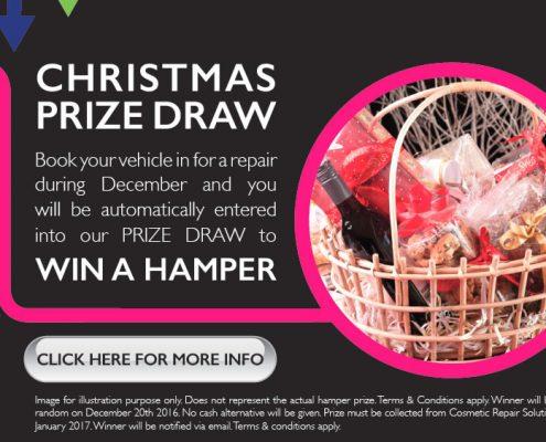 CRS Hamper Prize Drawr