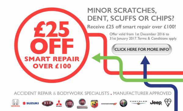 CRS - Smart Repair Offer