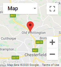 CRS Chesterfield Mini Map