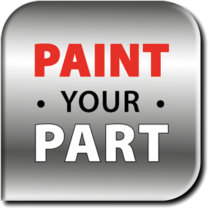 CRS Paint Your Part Logo