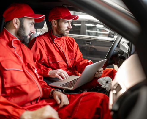 vehicle repair diagnostics Chesterfield Rotherham